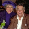 Yvonne und der Schweizer Komponist Artur Beul